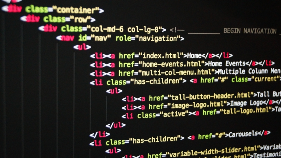 These are a few lines of html code. Basically what a freelance web developer does.