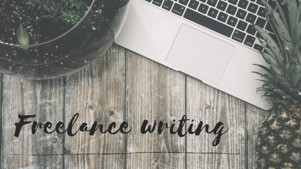 Guide: learn freelance writing.