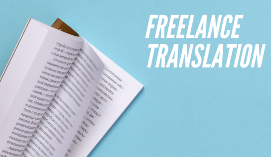 How to Become a Successful Freelance Translator