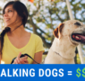Top 6 Apps to Make Money Walking Dogs