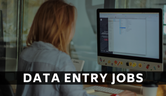 15 Data Entry Jobs From Home