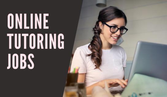 The 8 Best Online Tutoring Jobs