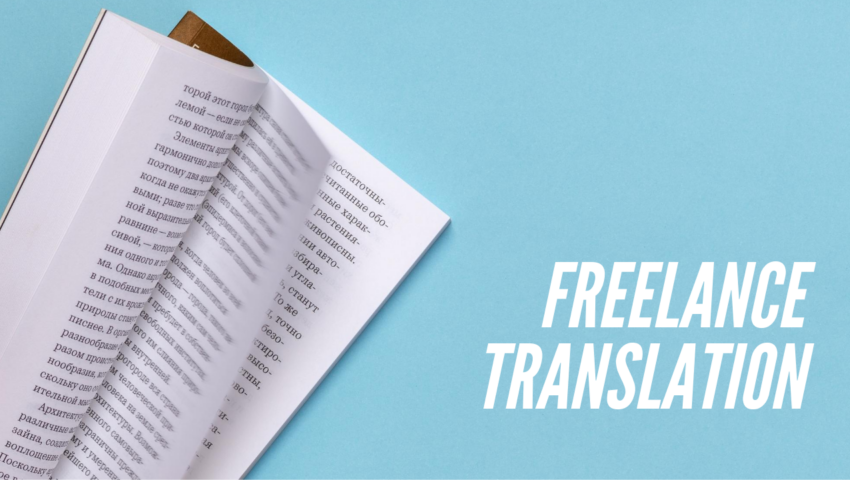 Learn how to become a freelance translator and make money as a translating online.