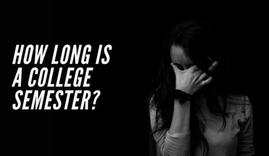 How Long Is a College Semester?