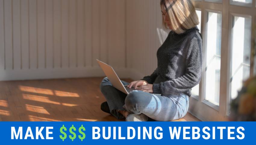 Learn how freelance web developer make money by building websites.