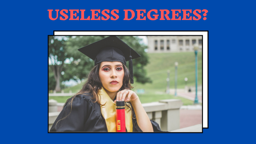 Free college = useless degrees?