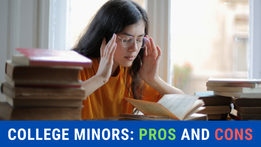 Is a college minor worth it: pros and cons.