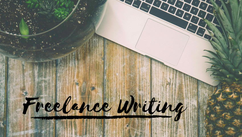 How to become a freelance writer and make money writing articles online.