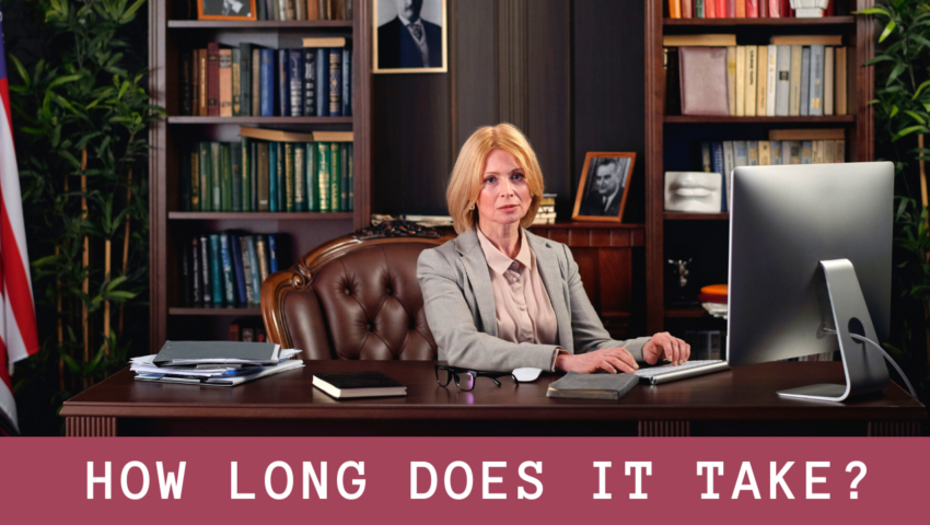 How long is law school? How long does it take to become a lawyer?