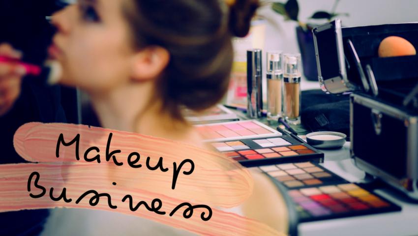 Becoming a freelance makeup artist: step 2: build your makeup business.