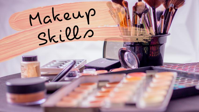 Becoming a freelance makeup artist: step 1: improve your makeup skills.