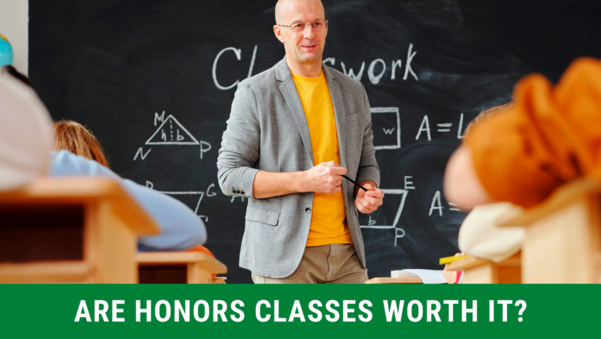 What are honors classes? Are they worth it?