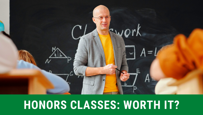 Honors Classes in High School: What You Need to Know