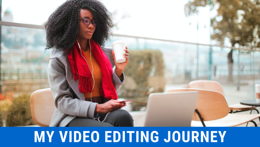 Here's how I became a freelance video editor.